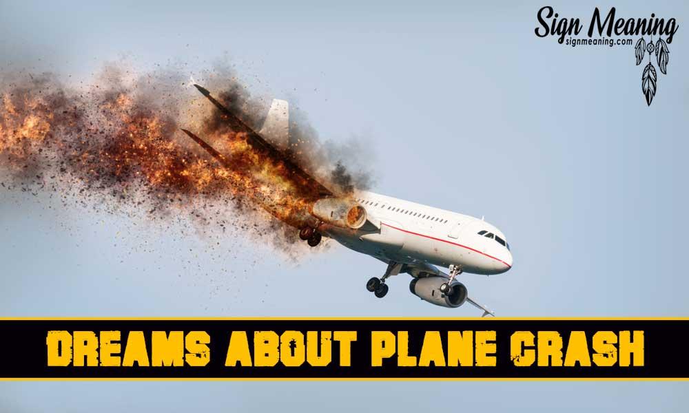 plane crash dreams