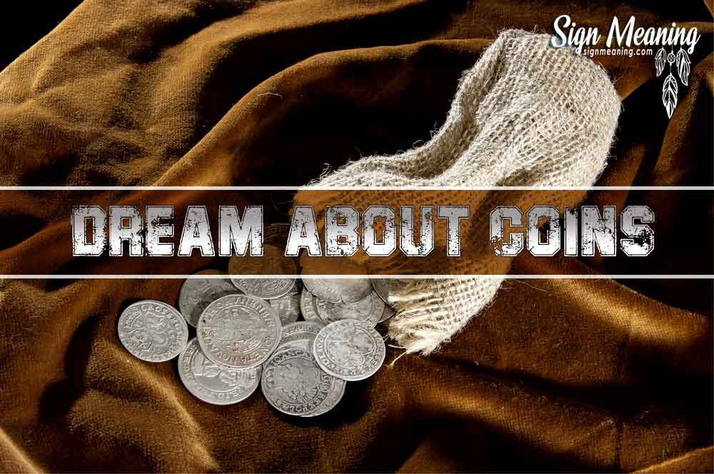 dream about coins
