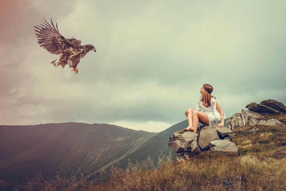 Spiritual Meaning Of Birds Flying In Front Of You