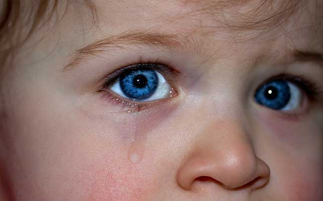 Meaning of a dream in which a baby is crying