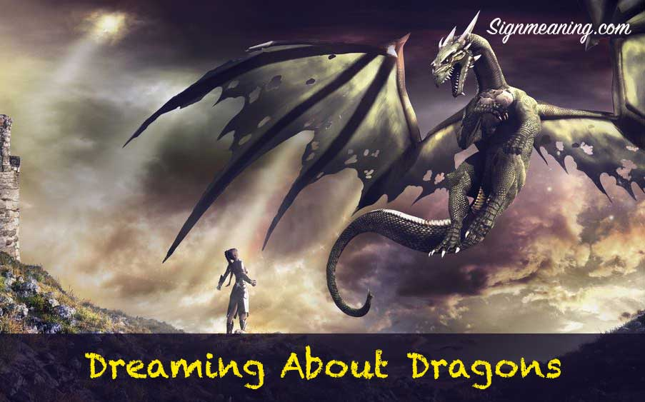 dream about dragons