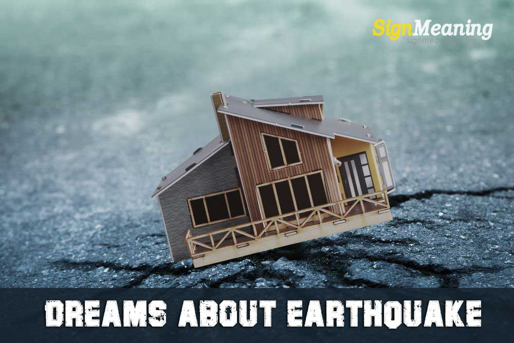 dreams about earthquake
