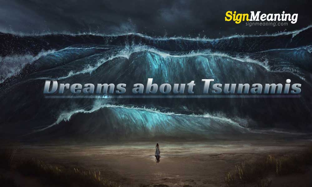 dreams about tsunamis