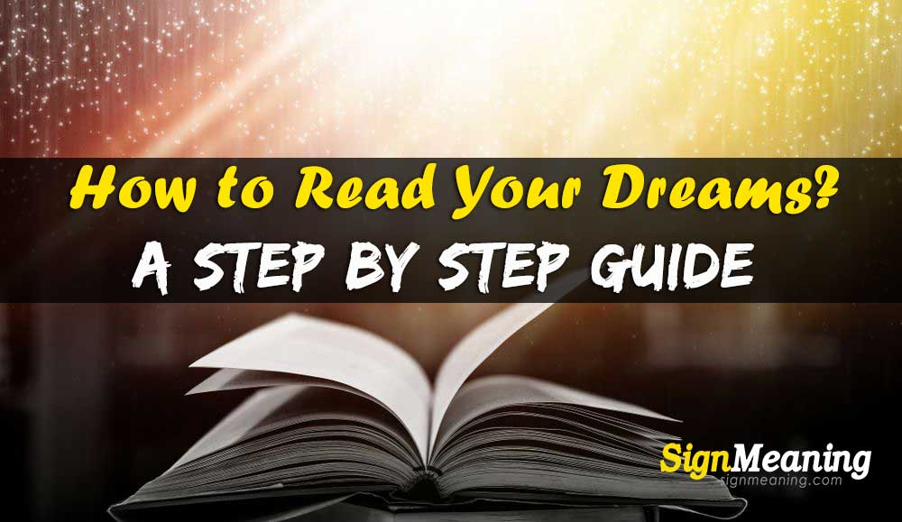 how to read your dreams