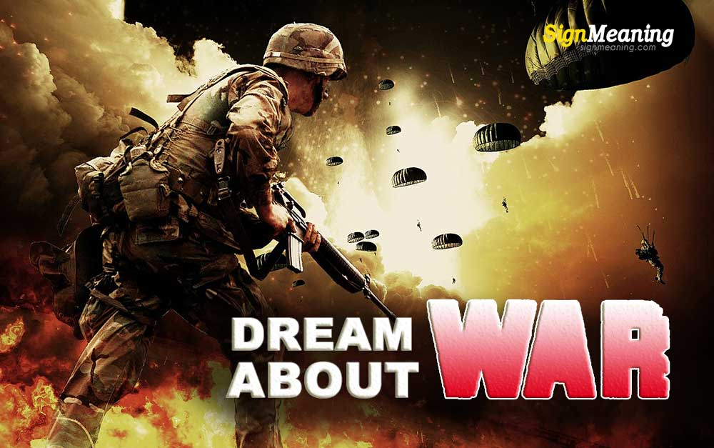 dreams about war
