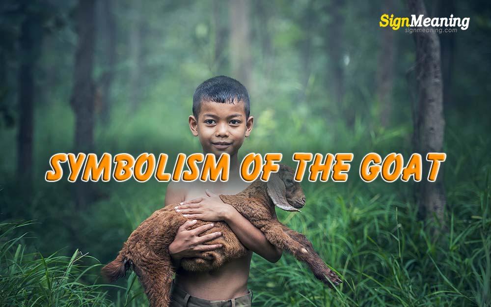 Symbolism of the goat