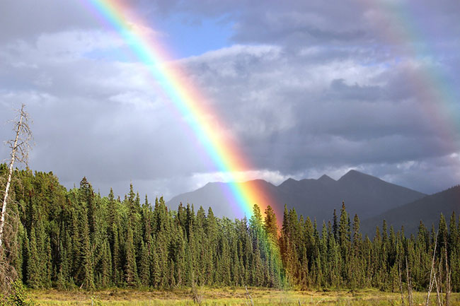 spiritual meaning of the rainbow