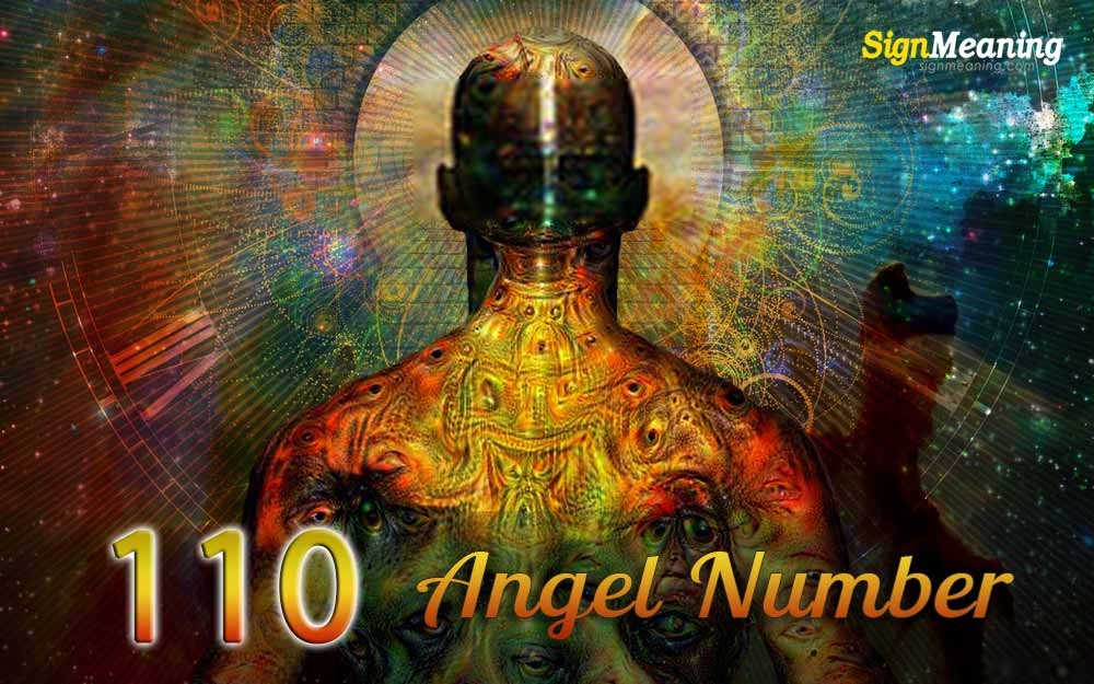110 angel number meaning