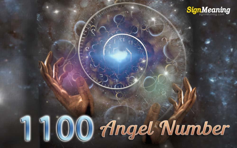 1100 angel number