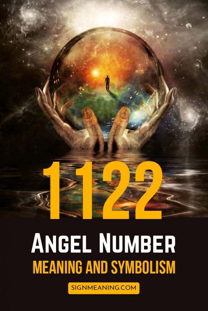 1122 Angel Number pinterest