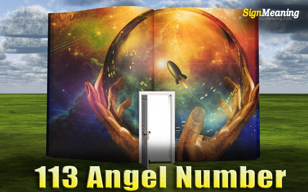 113 angel number meaning