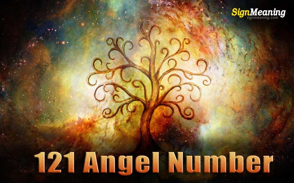 121 angel number