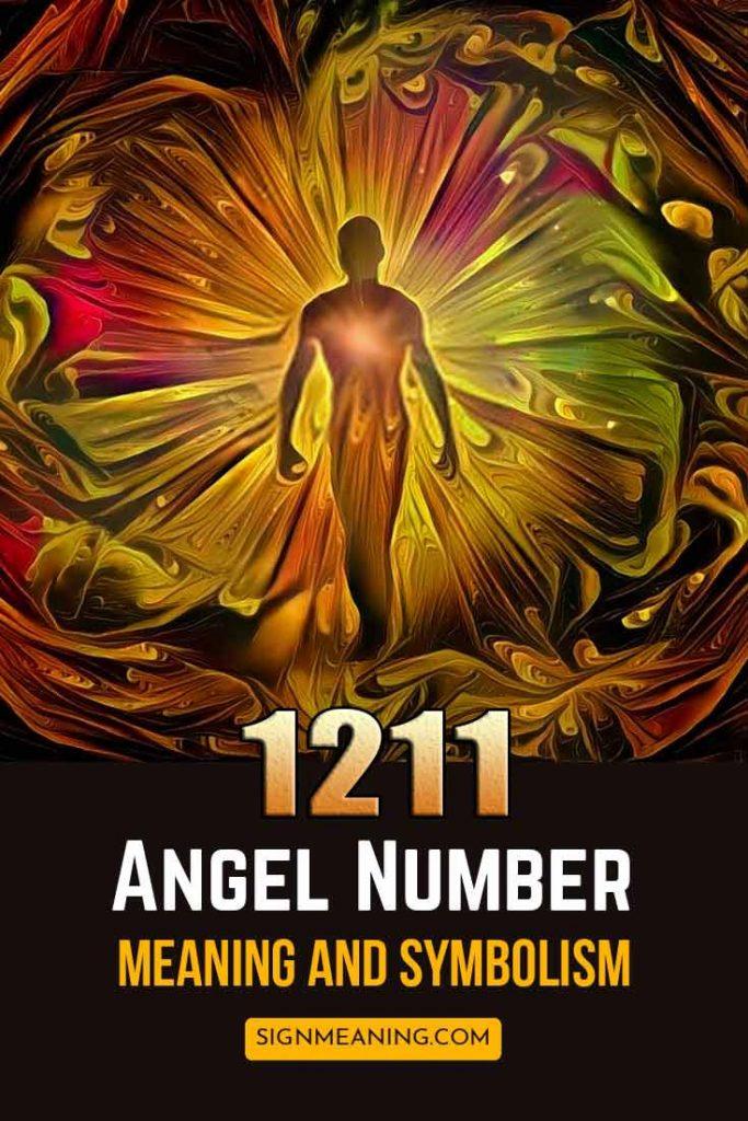 angel number 1211 pinterest