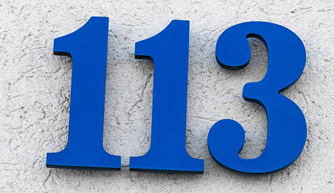 Meaning of 113 Angel Number In Numerology