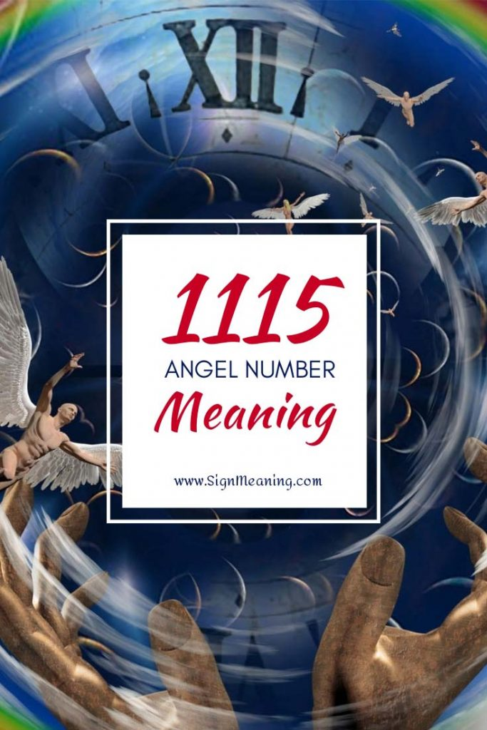 angel number 1115 pinterest