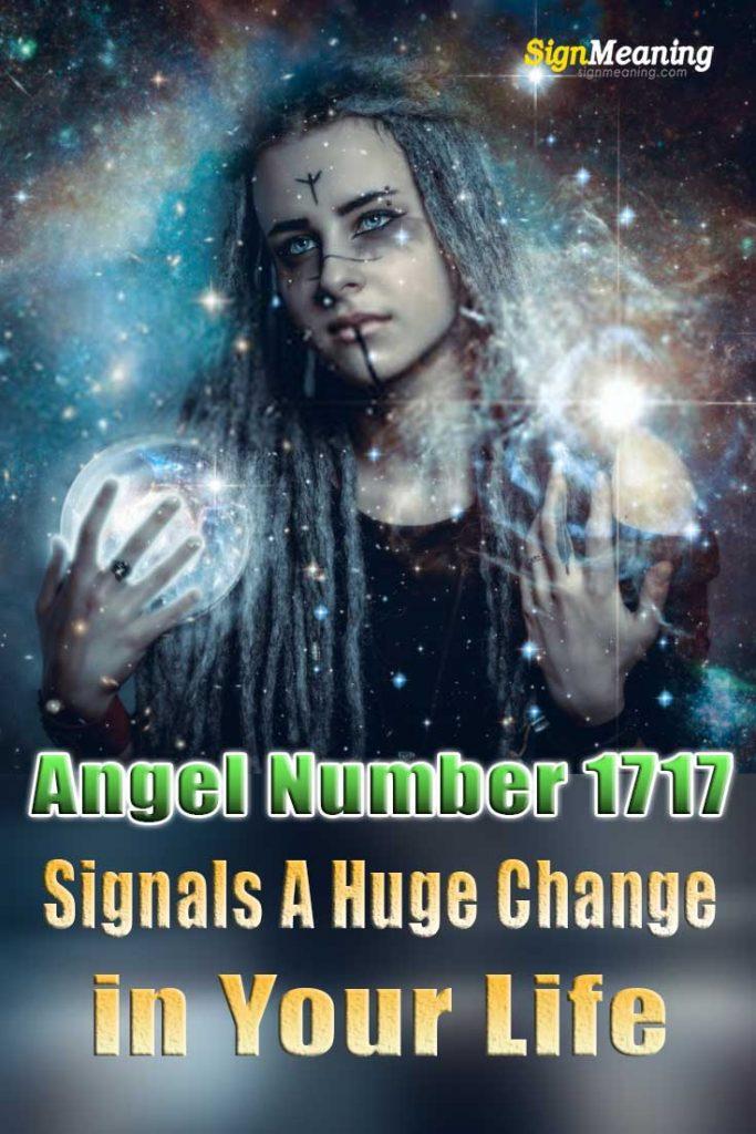 angel number 1717 pinterest