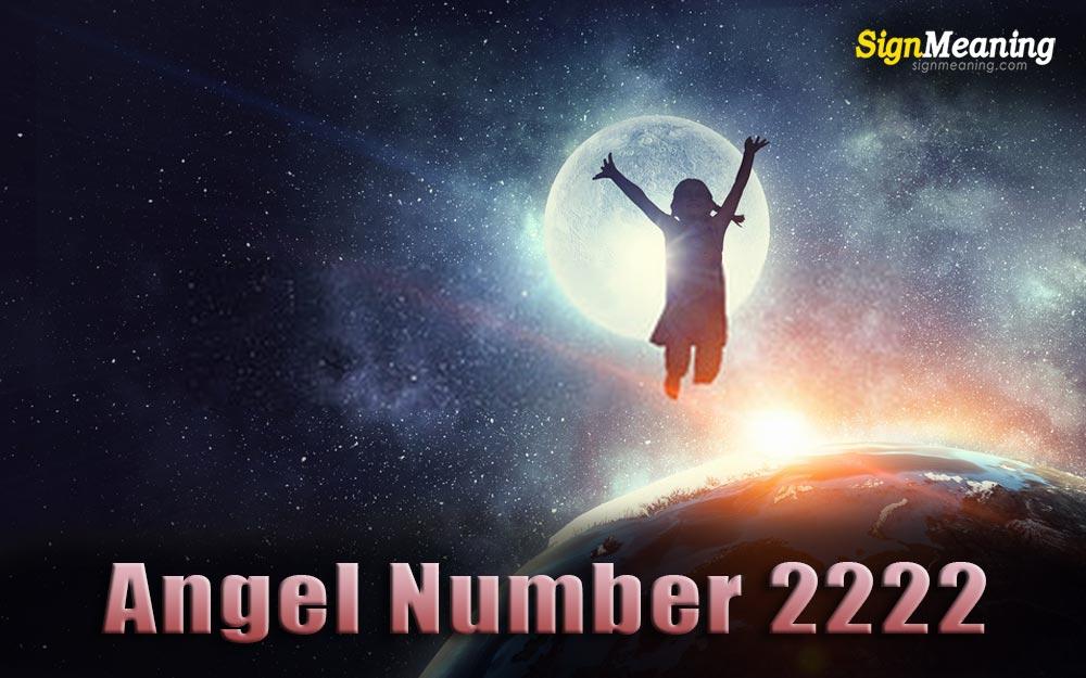 angel number 2222