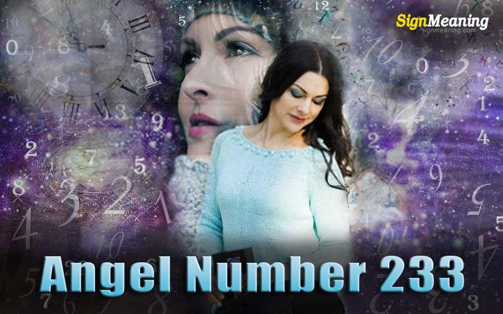 angel number 233
