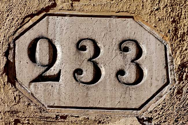 233 Angel Number Meaning