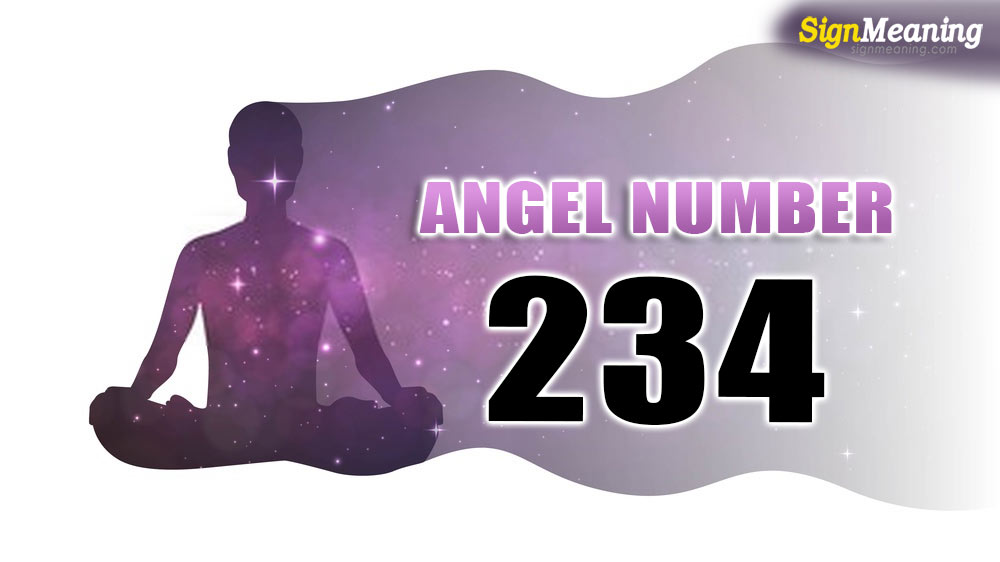angel number 234