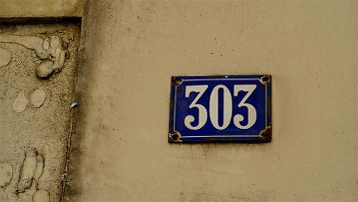 Angel Number 303 & Symbolism